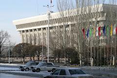 Bishkek on Kirgisian pääkaupunki