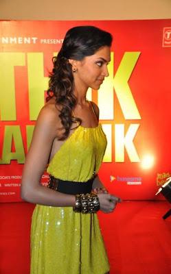 Deepikapdukone karthik calling karthik music launch photos ...