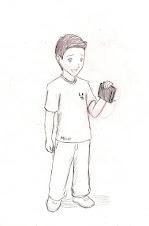 Eu em Manga