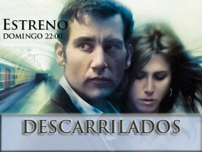 Poster de descarrilados