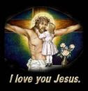 "I LOVE YOU ""JESUS"""