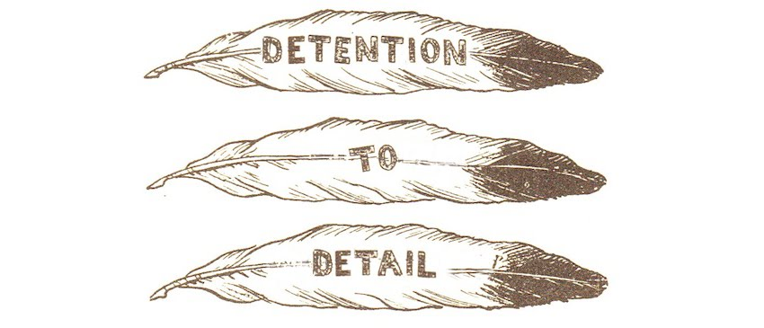 Detention to Detail