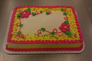 Happy Birthday James Fsu Cake