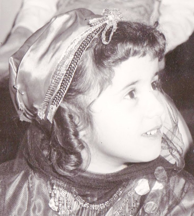 Me!  Four years old :)