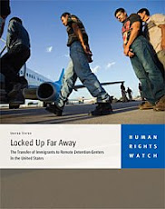Locked Up Far Away: The Transfer of Immigrants to Remote Detention Centers in the United States