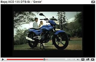 XCD 135 Genie TV Ad