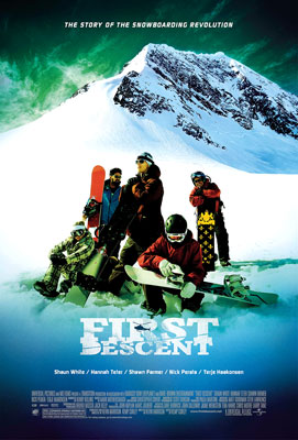 Snowboarder movie