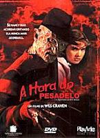 Filme Poster Coleção: A Hora do Pesadelo DVDRip RMVB Dublado