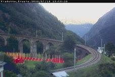 Viaducte helicoïdal del Tren Roig del Bernina