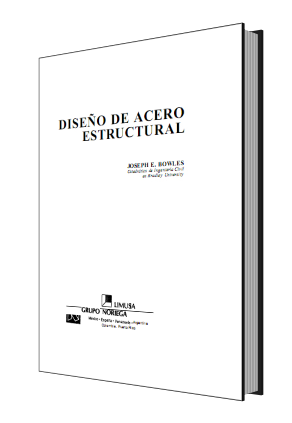Dise o de acero estructural joseph e bowles libros de for Diseno estructural pdf