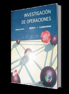 Investigación de Operaciones Hillier, Lieberman