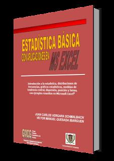 Estadística Básica Con Aplicaciones En Excel