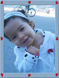 Sorriso 4 - Maria Fernanda, minha Froginha