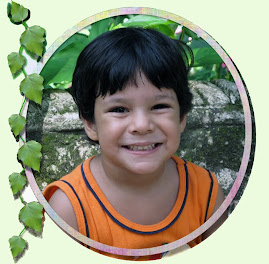 Sorriso 5 - Vitor, meu curumim