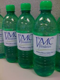 VMC Foundation Water: Good for you AND the planet!