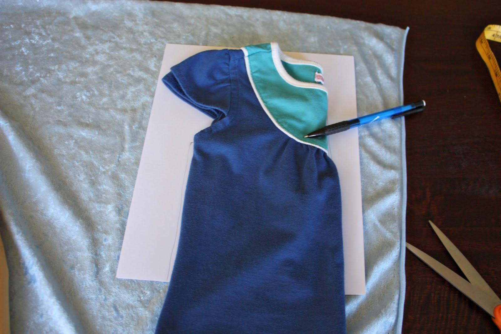 Как сделать платье самой