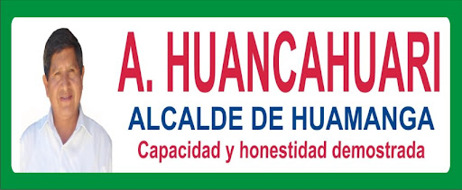 AMILCAR HUANCAHUARI, ALCALDE DE HUAMANGA                     2011-2014