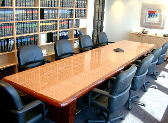 Dexso Nigeria Limited - 10 seater conference table