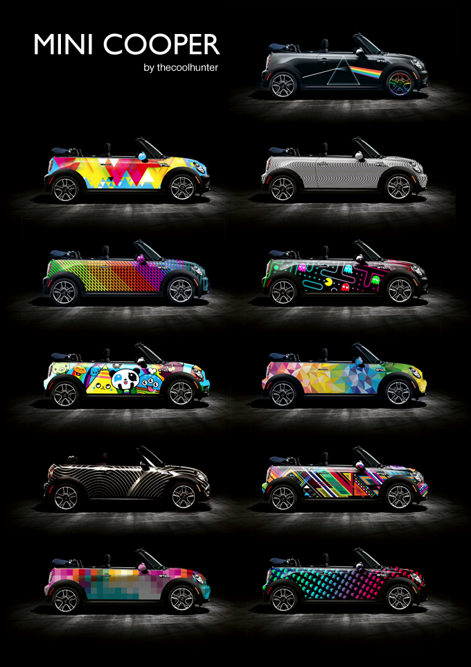 Versiones Del Mini Cooper