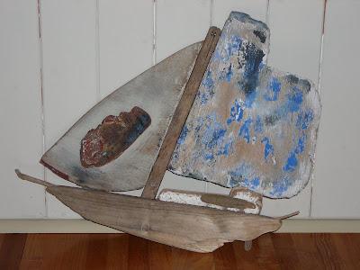 Creations bois flott bateaux for Bateau bois flotte