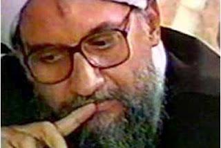 Zawahiri, el número dos del Al Qaeda
