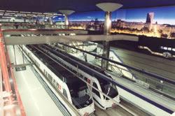 Ojalá todas las líneas de Metro Madrid fueran así... y funcionaran bien