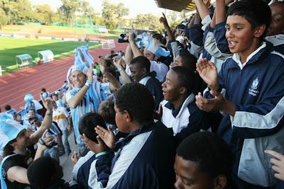 entrenamiento seleccion argentina pretoria sudafrica 8