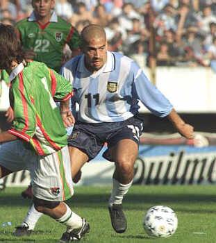argentina juega ante corea sin veron