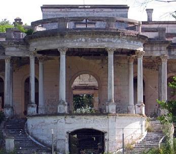 turismo exótico en argentina: palacio piria