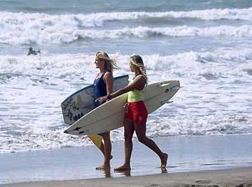deportes en playas de argentina
