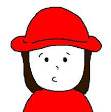 Topi Merah Berhadiah