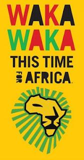 waka waka south africa