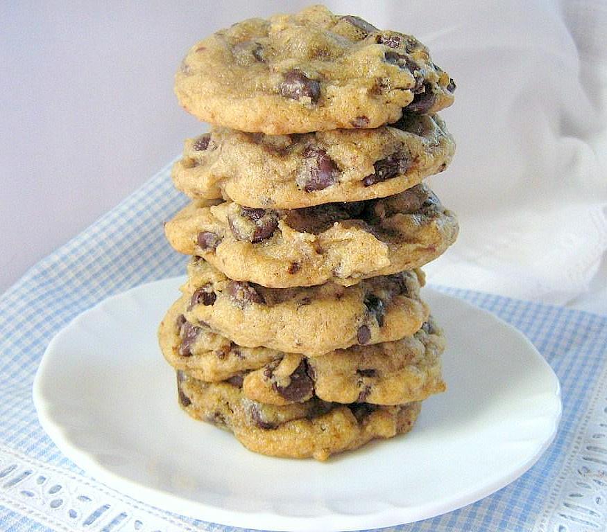 une gamine dans la cuisine: Neiman Marcus Chocolate Chip Cookies
