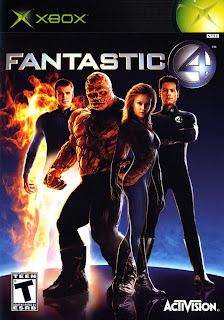 Download+Fantastic+4+XBOX >Download Jogo Quarteto Fantastico 4 (Fantastic 4)   XBox 360