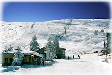 Το Εθνικό Χιονοδρομικό Κέντρο Σελίου,της Χώρας. Λειτουργεί από το 1934,