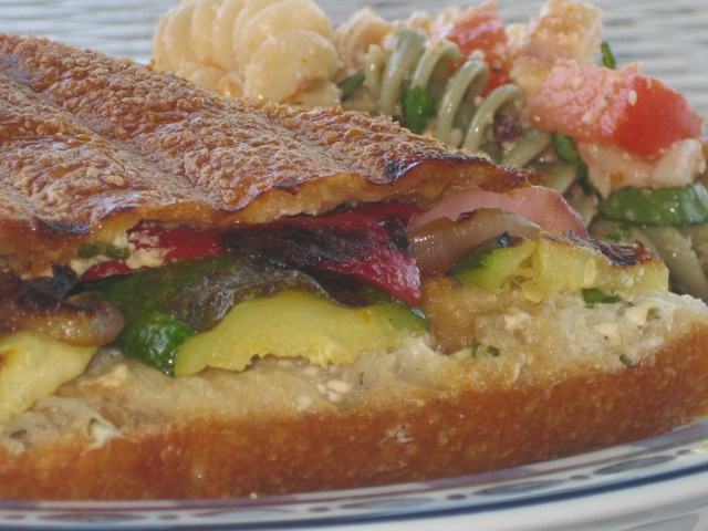 Download image Grilled Vegetable Panini PC, Android, iPhone and iPad ...