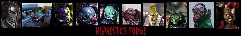 Hephesto's Forge