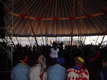 Acampamento Terra Livre - Agosto de 2010