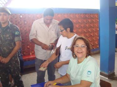 Ação Social  - 23 e 24 e outubro de 2010
