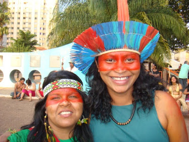 Acampamento Terra Livre em Campo Grande, MS - 19 de agosto de 2010