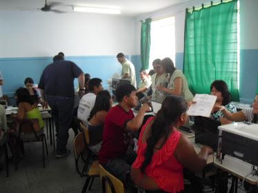 Ação Social Indígena - Campo Grande, MS - outubro de 2010