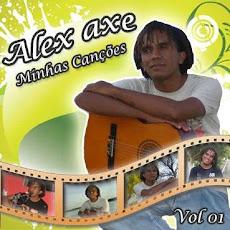 ALEX AXE, VOZ E VIOLÃO