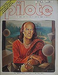 Ejemplar PILOTE 1982