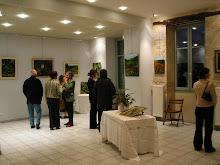 Exposition en NOVEMBRE 2003 à la Capitainerie de CONDOM
