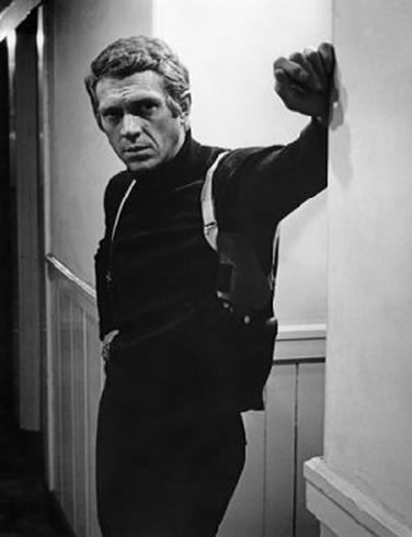 Steve McQueen excelled at