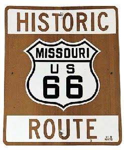 Histórias da ROUTE 66.