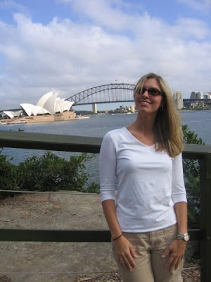 Carrie in Sydney