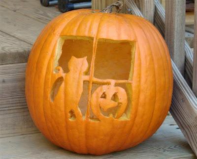 Sarah's pumpkin