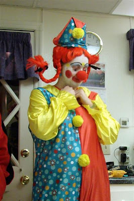cousin clown