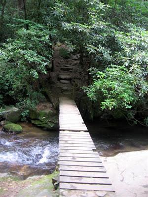Hemlock Falls Trail